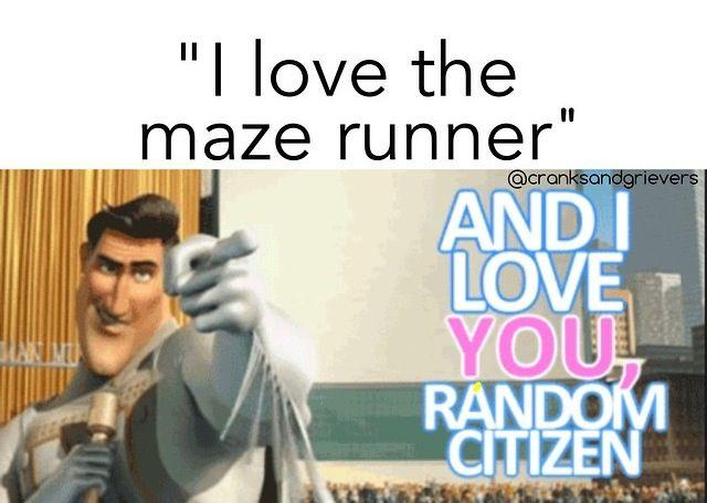 50476fccd939249022512d02fe6a7e5a maze runner series the maze runner 192 best maze runner funny images on pinterest maze runner,Funny Maze Runner Memes