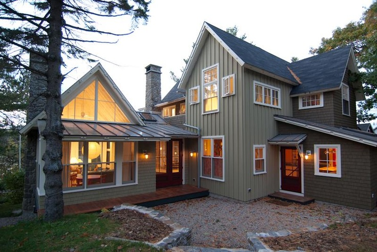51 best home desires images on pinterest wood frames for Maine residential architects