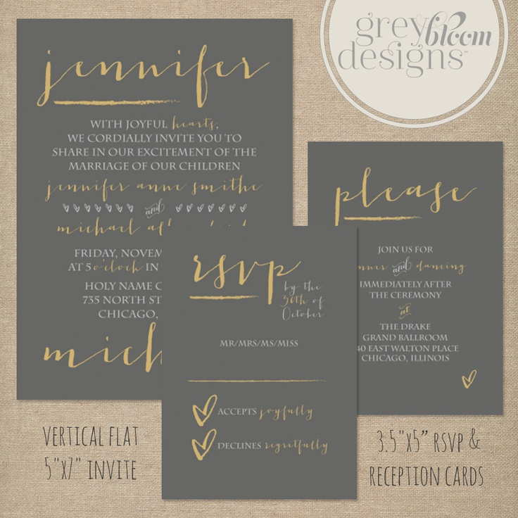 22 best images about rsvp cards on pinterest love birds invisible ink and adults only for Rsvp card ideas