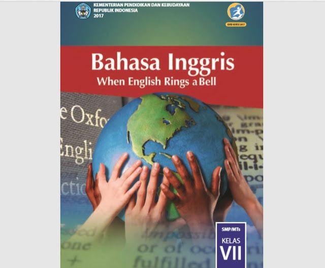 Download Buku SMP Kelas 7 Bahasa Inggris Kurikulum 2013 Revisi 2017