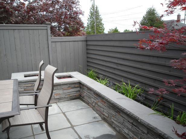 Simple, Contemporary Patio : Outdoor Retreat   Falling Water Designs : Garden Galleries : HGTV - Home & Garden Television