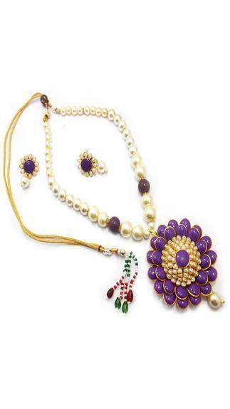 Exotic Pacchi Necklace Set @999/-