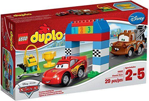 LEGO Duplo 10600, Disney Pixar Bilar – klassisk racertävling från LEGO hos Stor&Liten