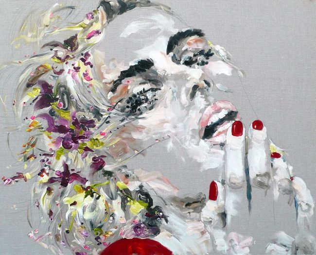 judith geher : painting : 2008