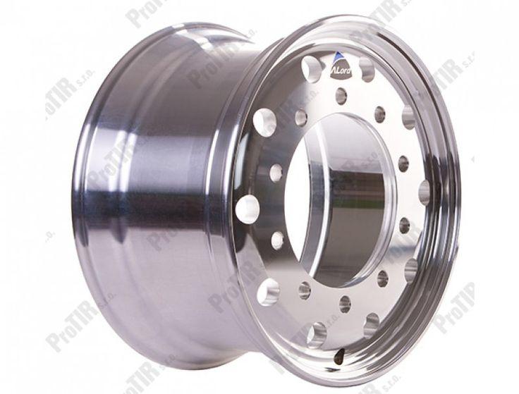 Disk hliníkový 11,75 x 22,5 ET120 26mm - ProTIR