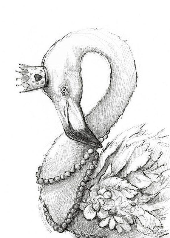 whimsical flamingo drawing flamingo