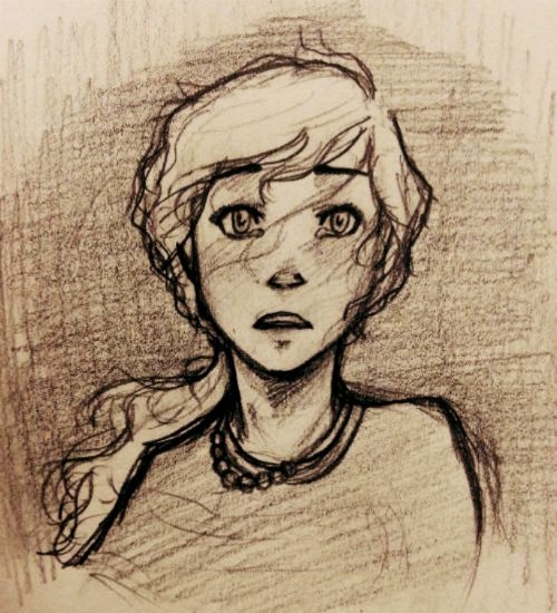 Annabeth . Character Sketch / Drawing