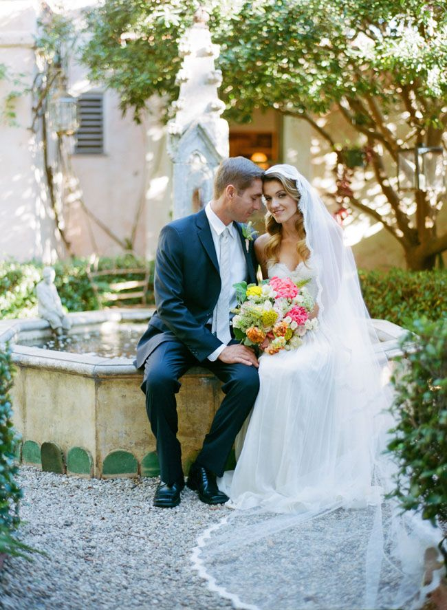 backyard wedding venues in orange county ca%0A A private estatewedding shoot at The Folly in Dana Point by Diana Marie  Photography
