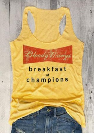 cf68b5c38 Bloody Marys Breakfast Of Champions Tank - Bellelily | I'm Drooling ...