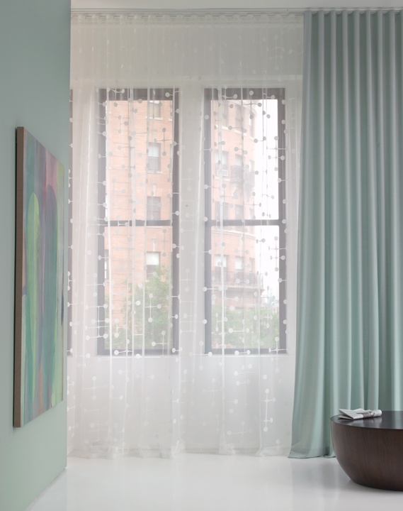 13 Best Images About Layered Ripplefold Window Treatments