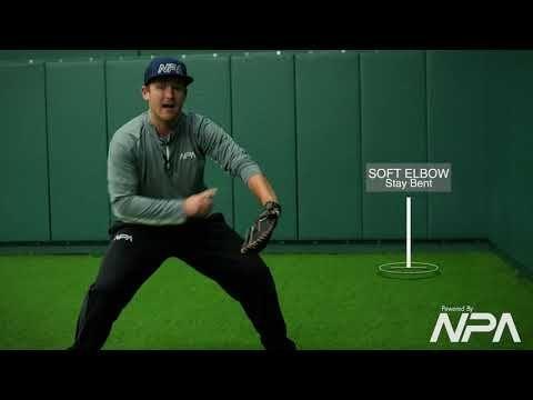 Infield Ball Wall Drill Pt 1 Edd Work Youtube Drill