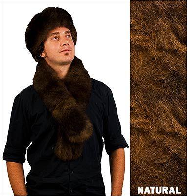 New Zealand Possum Natural Brown Hat - Bear Cottage | Shop New Zealand NZ$ 146.25