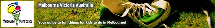 Melbourne Playgrounds   - 200 things to do in Melb