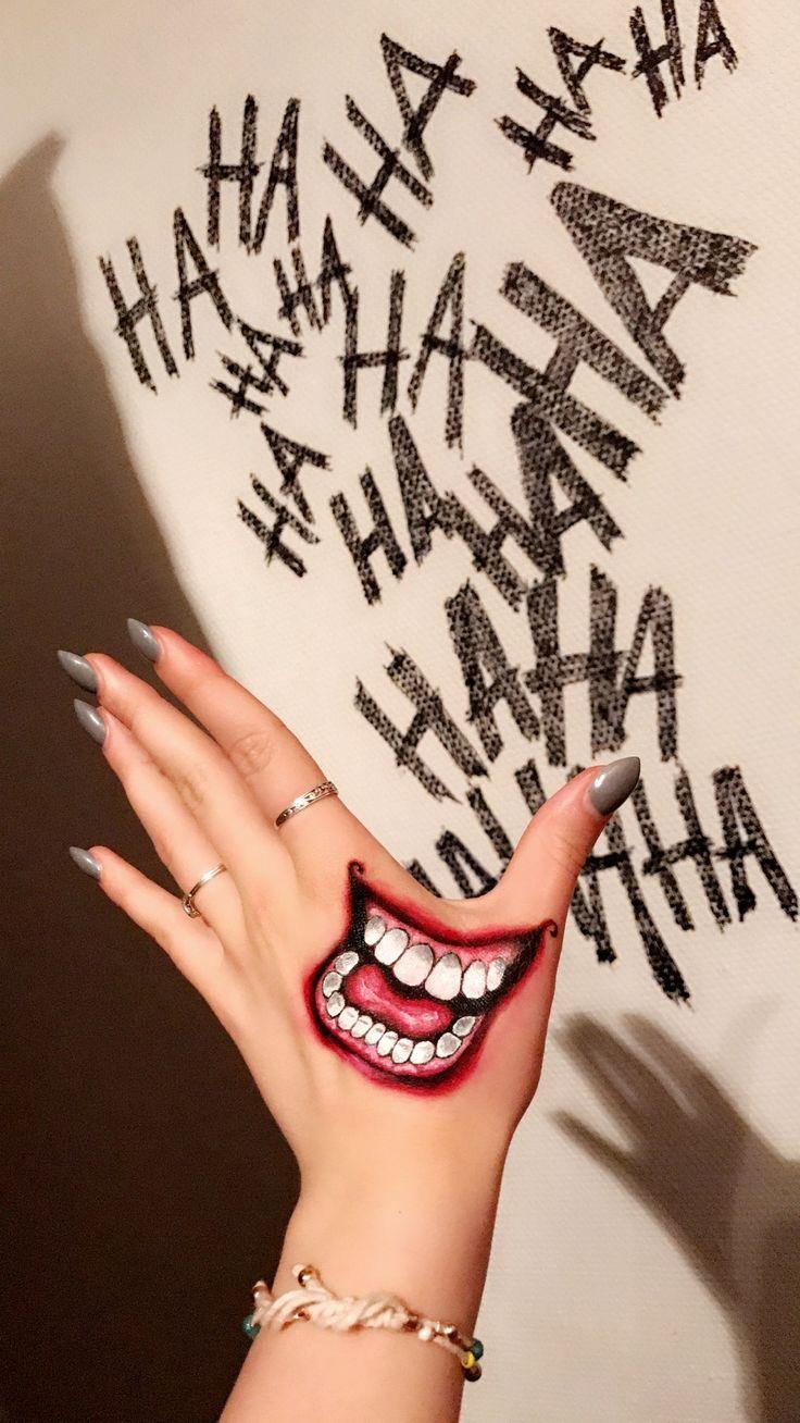 Joker  #suicidesquad #joker #batman #misterj #mrj #wallart #dcuniverse #villain #hahaha