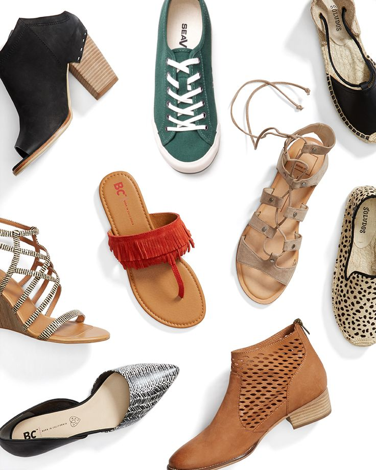 Step right up! To celebrate our shoe launch, we're giving away 20 pairs of shoes & $2,000 in Stitch Fix credit starting tomorrow. Stay tuned! #StepIntoStitchFix