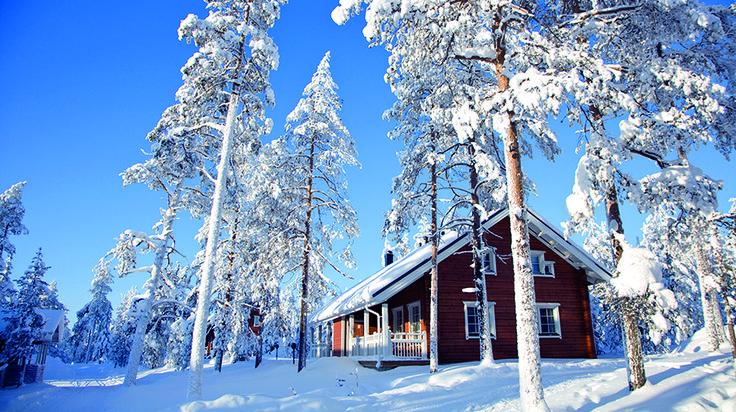 Lakituvat Cabins -Rovaniemi, Lapland, Finland