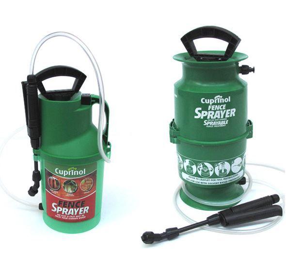 Cuprinol And Ronseal Sprayers