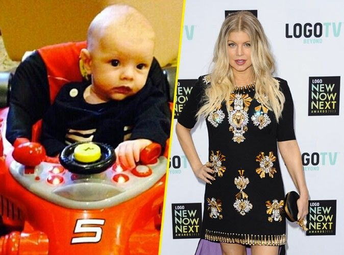 Axl le fils trop mignon de Fergie et Josh Duhamel !