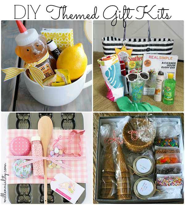 DIY themed gift kits