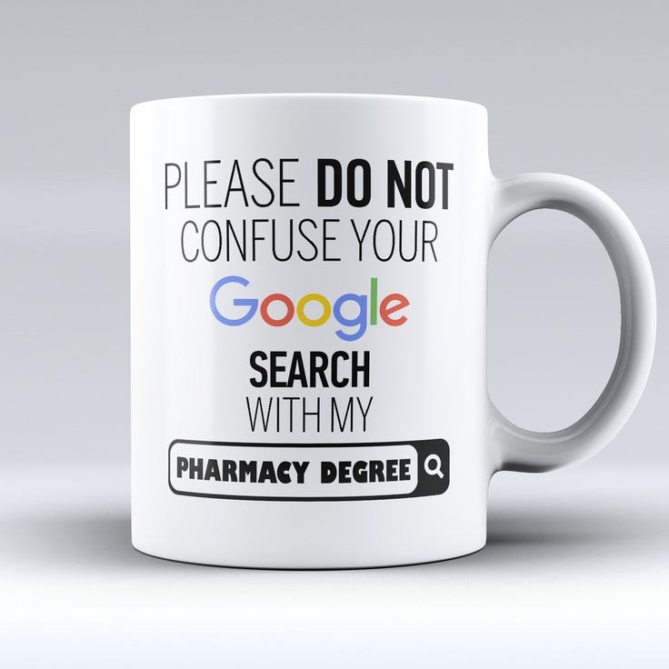 "Limited Edition - ""My Pharmacy Degree"" 11oz Mug - Mugdom Coffee Mugs"
