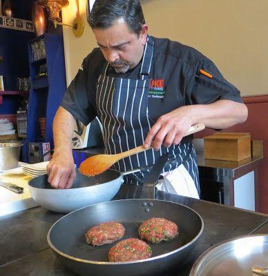 Snig's Kitchen: Cyrus Todiwala on lamb + Recipe lamb in chilli, garlic and cinnamon