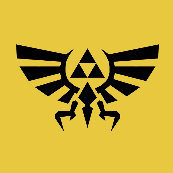 Legend of Zelda. Triforce. A reminder that I am wise, courageous, and powerful. Not to mention the Triforce is just badass in general :)