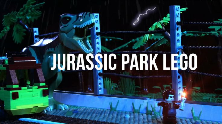 The blockbuster hit Jurassic Park is brought to life in LEGO as a father, daughter and all their friends combine over $100,000 of LEGO pieces to make this epic stop-motion production.