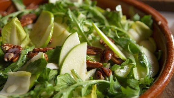 Salade pommes et endives
