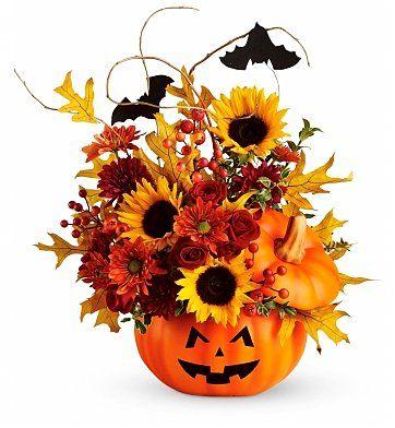14 Best Fall Arrangements Images On Pinterest Flower