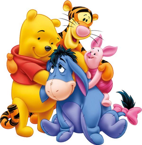 Winnie l'ourson et ses amis                                                                                                                                                                                 Plus