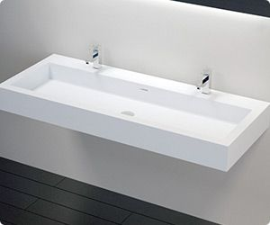Bathroom Sinks Modern top 25+ best wall mounted sink ideas on pinterest | shower recess