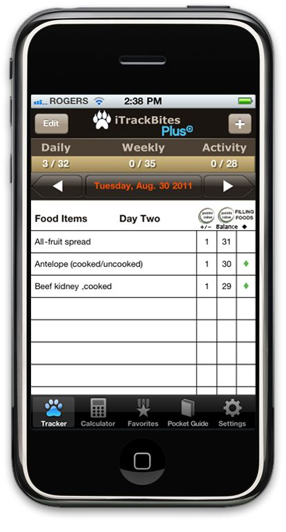 I Track Bites >> iTrackBites is an awesome weight loss tool replacement for WW!   All Things Apple iPhone iPad ...