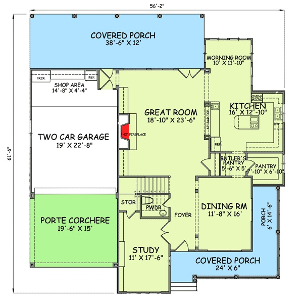 13 best images about ground floor plans on pinterest 2nd floor traditional and georgian homes - Ground floor house plans the ideal choice ...