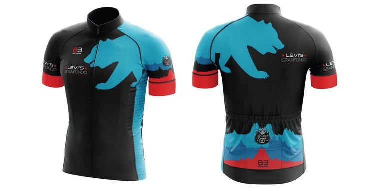 Levi's GranFondo cycling kits are now made by Biemme, a leader in the world of technical cycling clothing. According to Levi Leipheimer, the Biemme kit is the b