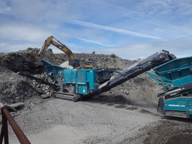 Premiertrak 600, Roadstone, Ireland