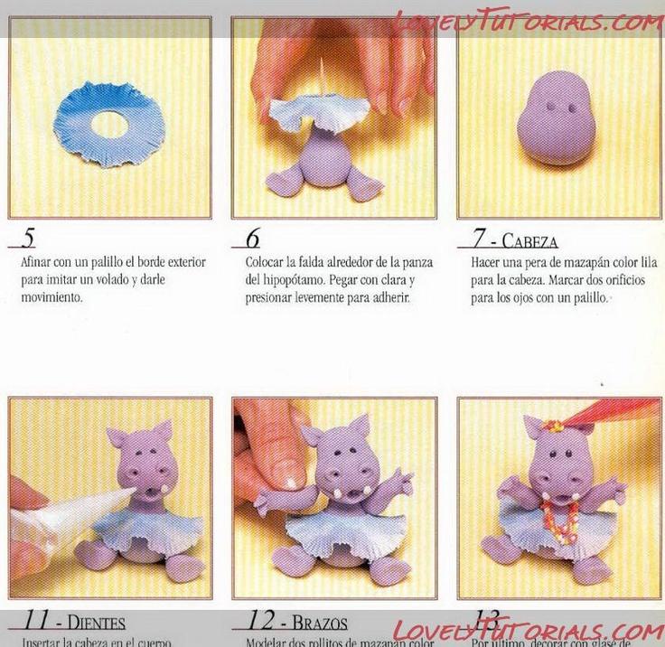 Girl Hippo tutorial