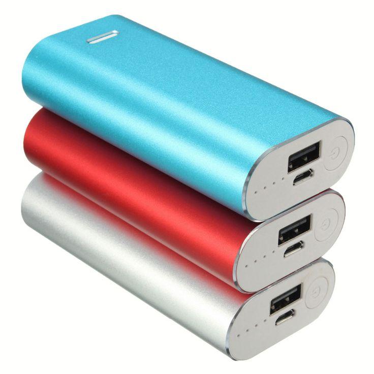 Aliexpress.com: Comprar Universal portátil populares USB banco de la energía DIY caja 2 x 18650 caja de batería Kit cargador para los teléfonos celulares inteligentes venta al por mayor de cargador rc fiable proveedores en Ang NO.8