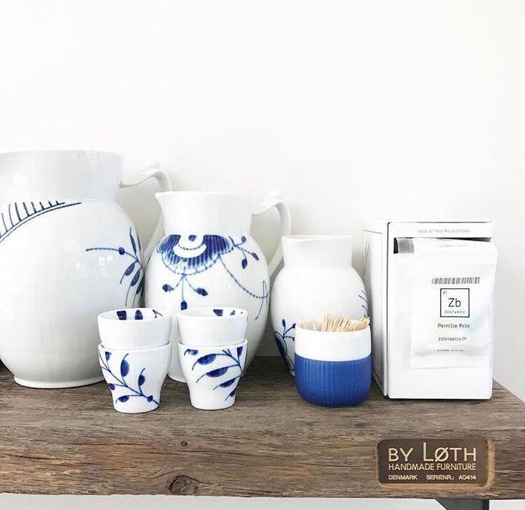 Zentabox with Royal Copenhagen and By Løth