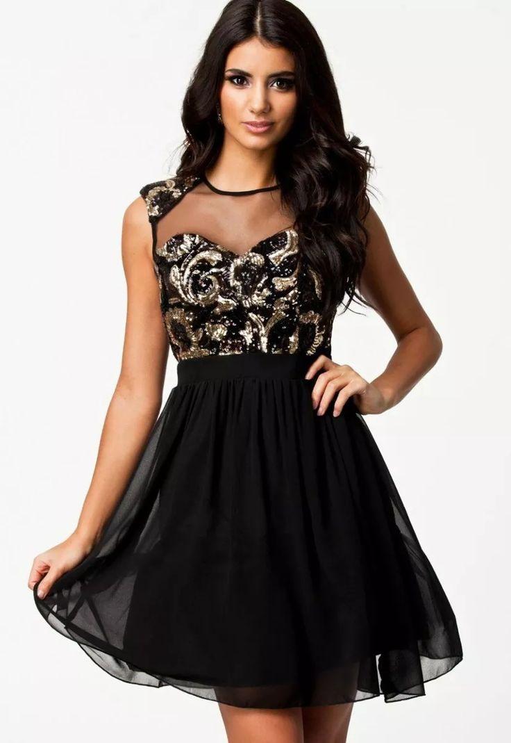lindo vestido preto festa madrinha casamento