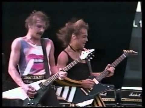 Scorpions -  Live In Tokyo 1984 (live Concert)