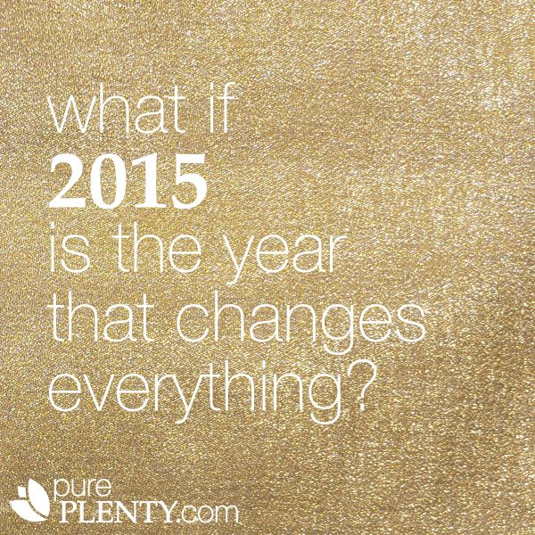 If you're committed to an incredible 2015, I invite you to a powerful one-on-one coaching conversation.