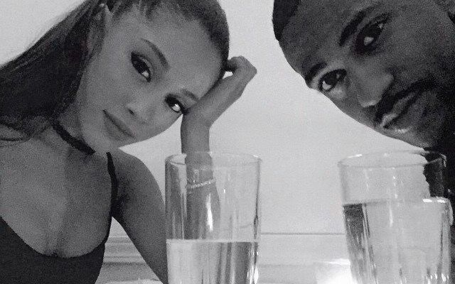 Yahya Mubarak: Big Sean Calls Girlfriend Ariana Grande ''the Cool...