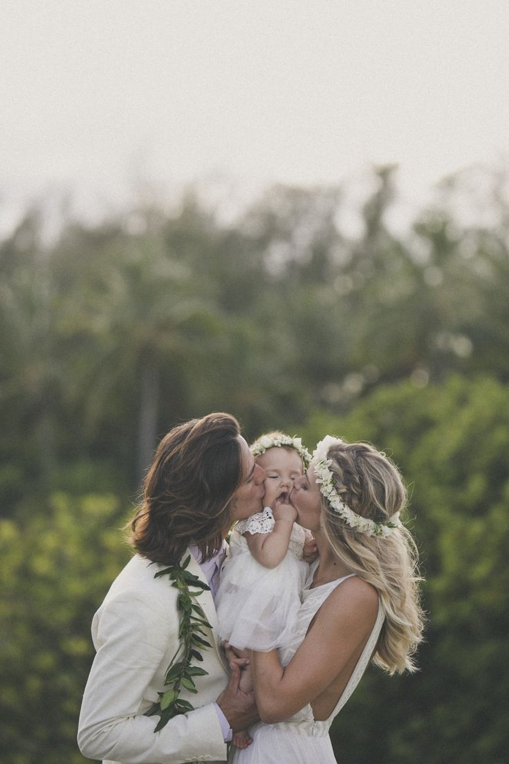 Tori Praver and Danny Fuller Wedding // Kauai // The Lane // Photography by Maui Maka