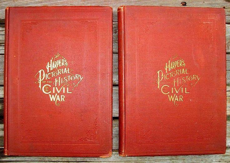 Best Antique Civil War Books Images On Pinterest Antique - Rustic map of the us in the civil war