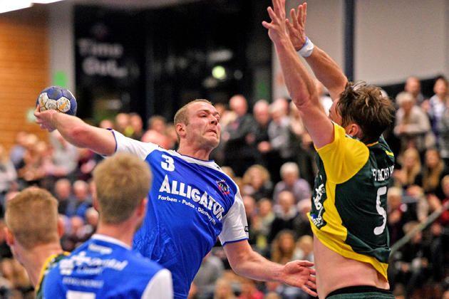 Handball-Oberliga: Jöllenbeck unterliegt Eintracht Hagen II mit 28:30 +++  Abwehr findet keine Mittel