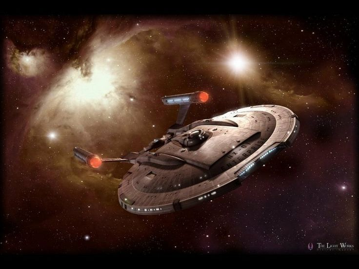 The Enterprise NX-01 appreciation thread   The Trek BBS