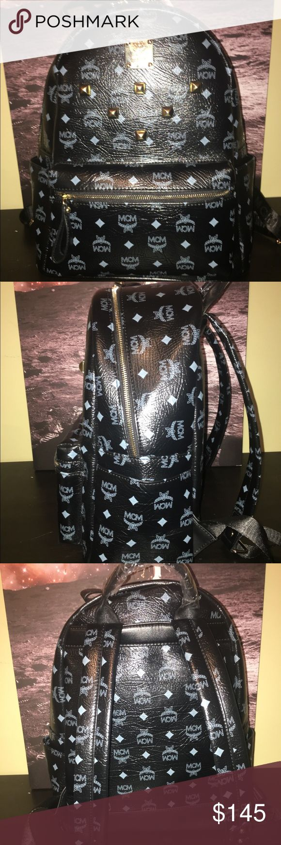 Mcm backpack Brand new Comes with dusbag MCM Bags Backpacks