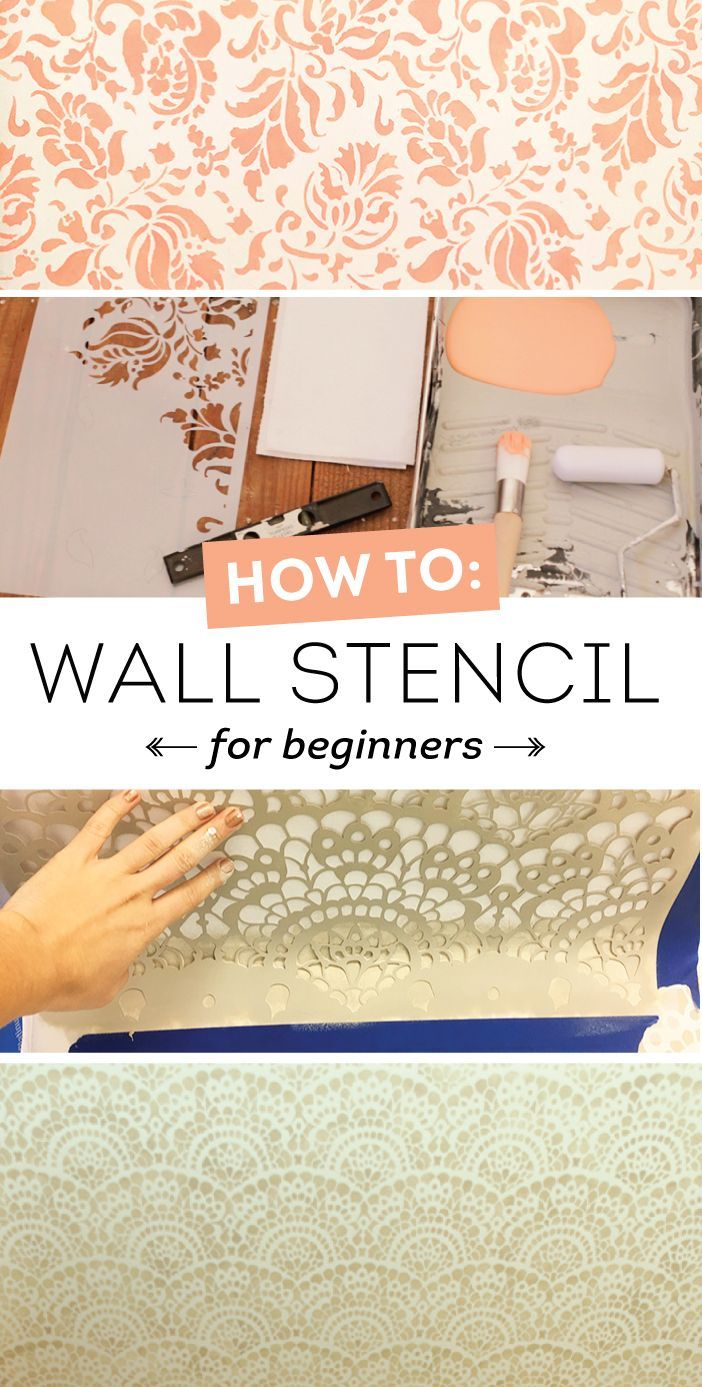 Lace Wall Stencil Kitchen Cabinets Amp Stenciled Walls Cottage House Flip Episode 8 Lacewall Sten Wall Stencil Kitchen Stencils Wall Lace Wall Stencil