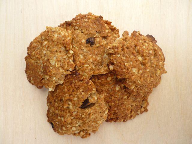 Fahéjas, mézes zabpehely keksz - Receptek   Ízes Élet - Gasztronómia a mindennapokra