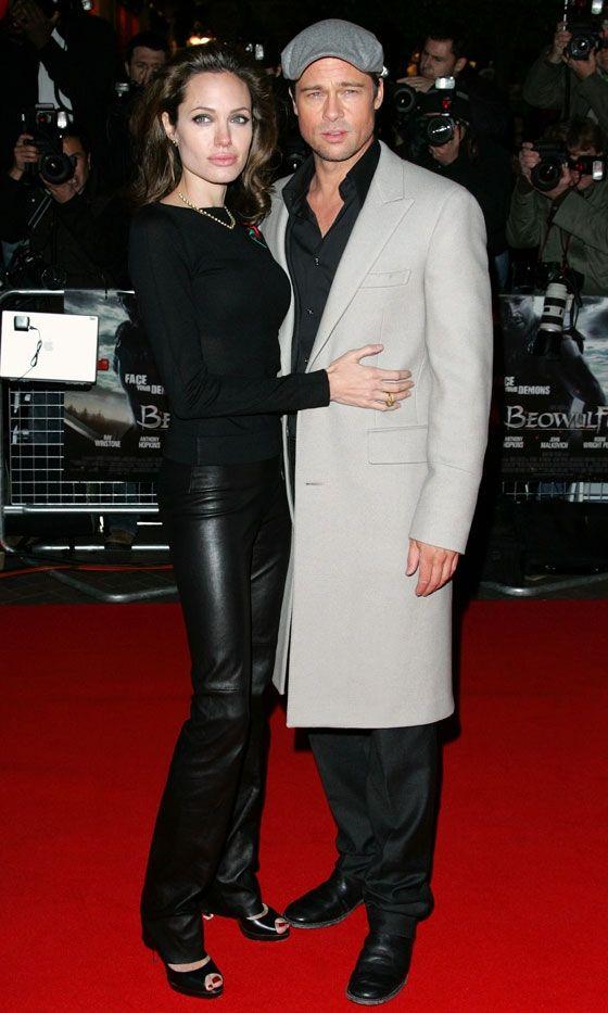 "Angelina Jolie - ""Beowulf"" UK Premiere in London (November 11, 2007)"